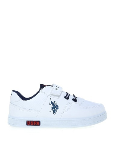 U.S. Polo Assn. Yürüyüş Ayakkabısı Beyaz